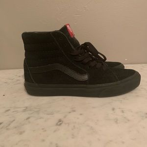 Vans high top unisex shoes